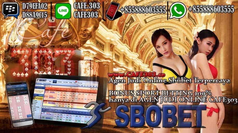 Agen SBOBET Online Indonesia Terpercaya